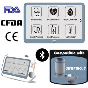Bluetooth Vital Signs Health Monitor: SIFVITAL-1.1