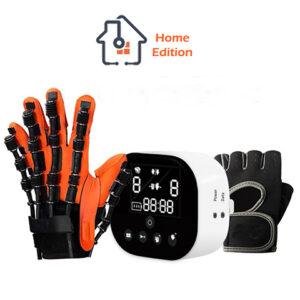 Portable Rehabilitation Robotic Gloves