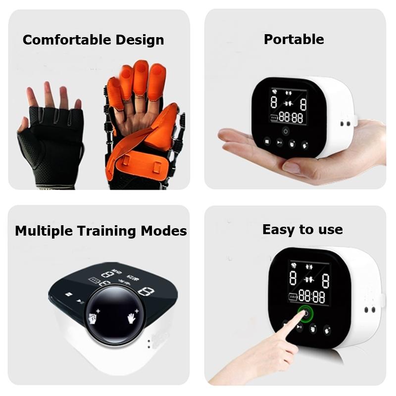 Portable Rehabilitation Robotic Gloves: SIFREHAB-1.0