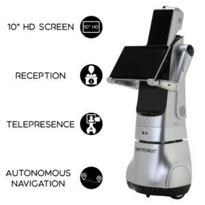 Autonomous Navigation Reception Robot: SIFROBOT-4.31