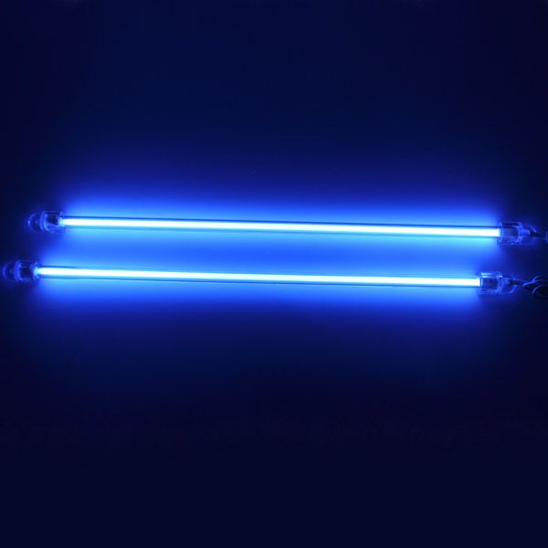 UVC light disinfection